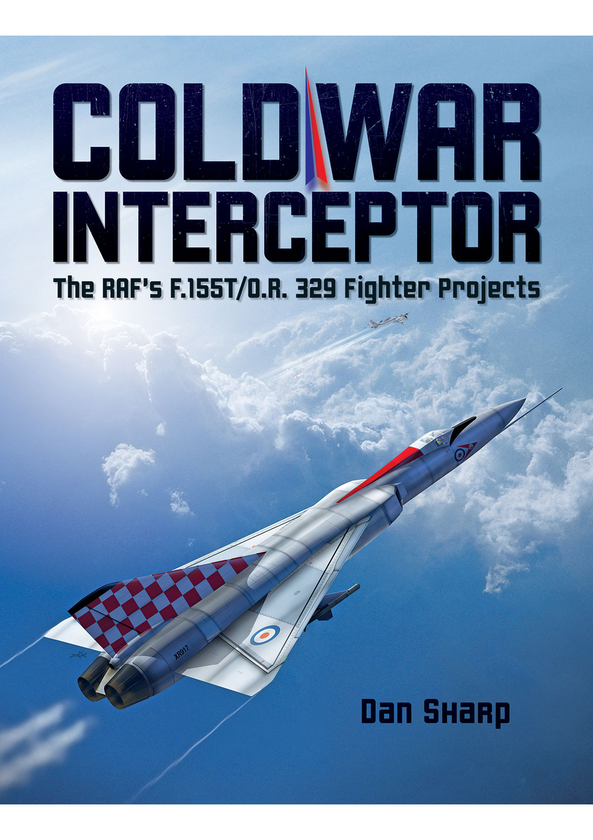 SIGNED - Cold War Interceptor