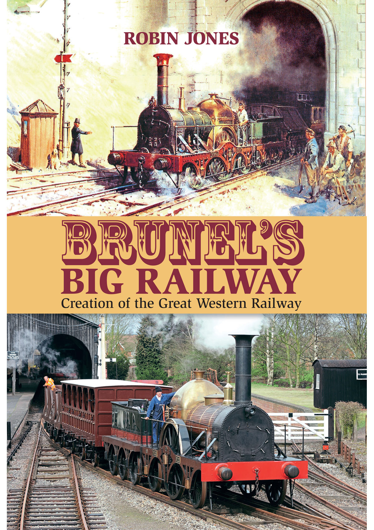Brunel's Big Railway