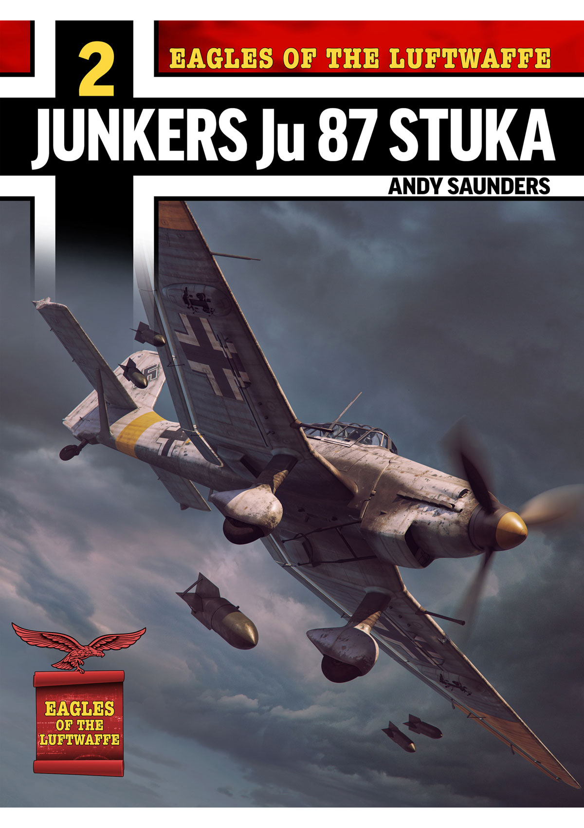Eagles of the Luftwaffe:  Junkers Ju 87 Stuka