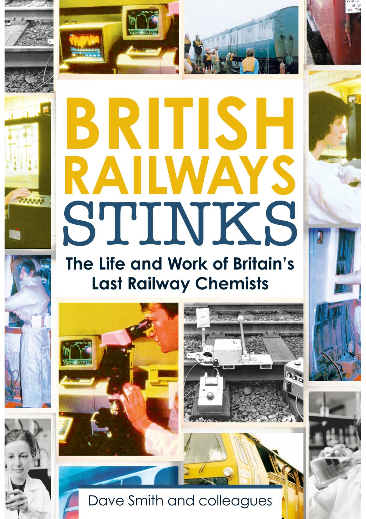 British Railways Stinks - The Last Railway Chemists