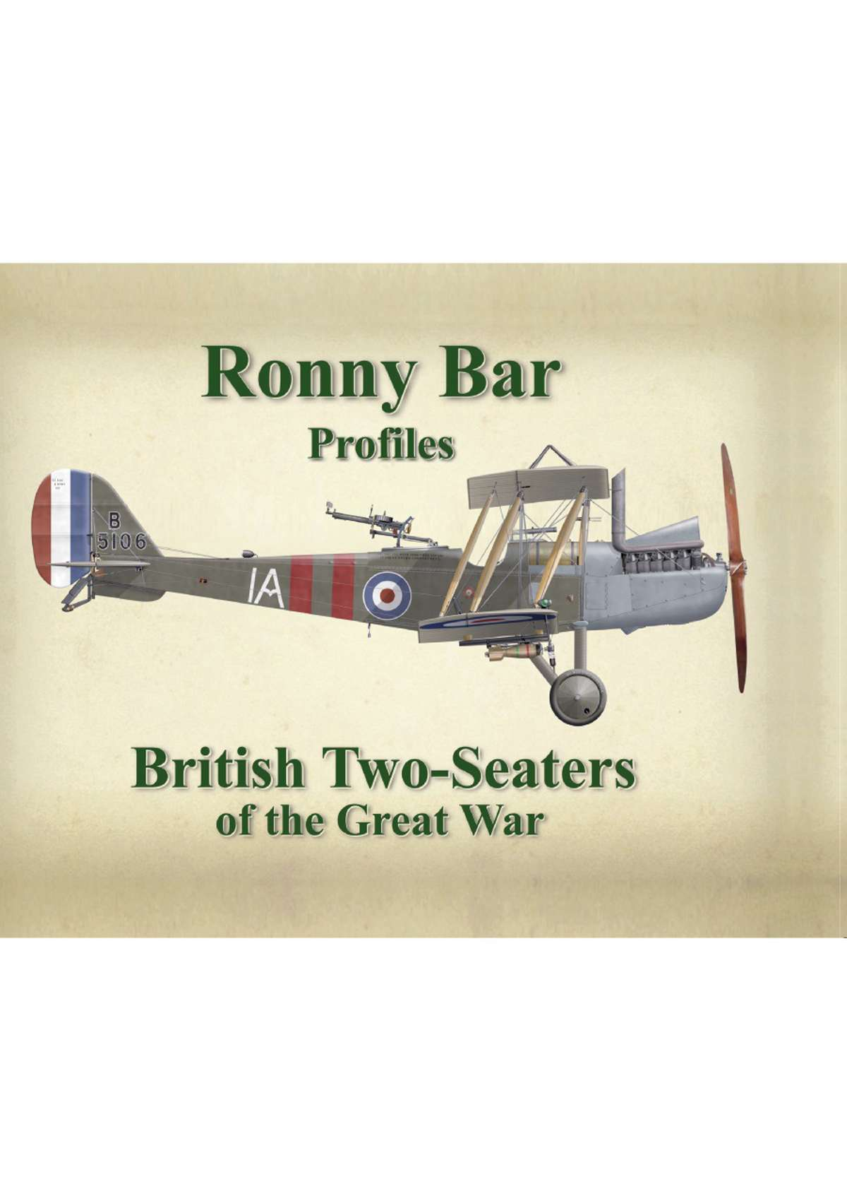 8436 - British Two Seaters of The Great War