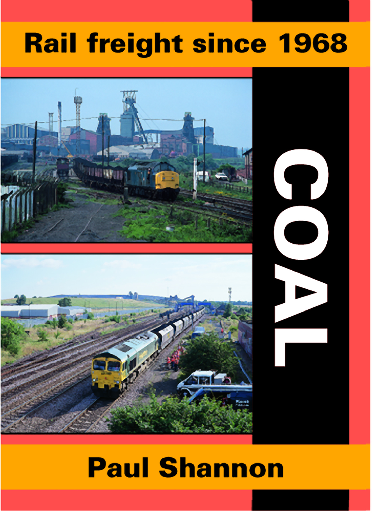 2637 - Rail Freight since 1968: Coal