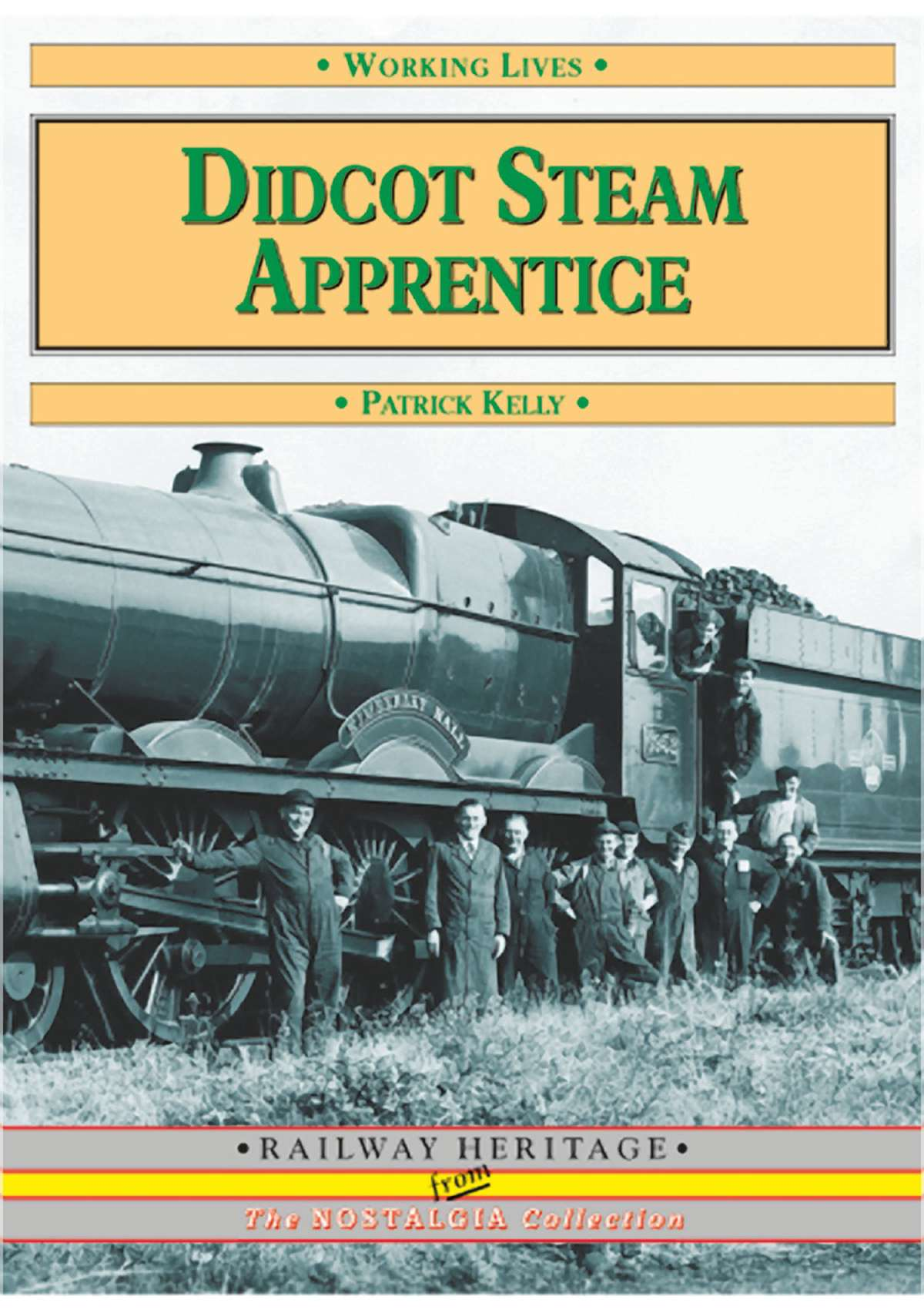3108 - Didcot Steam Apprentice
