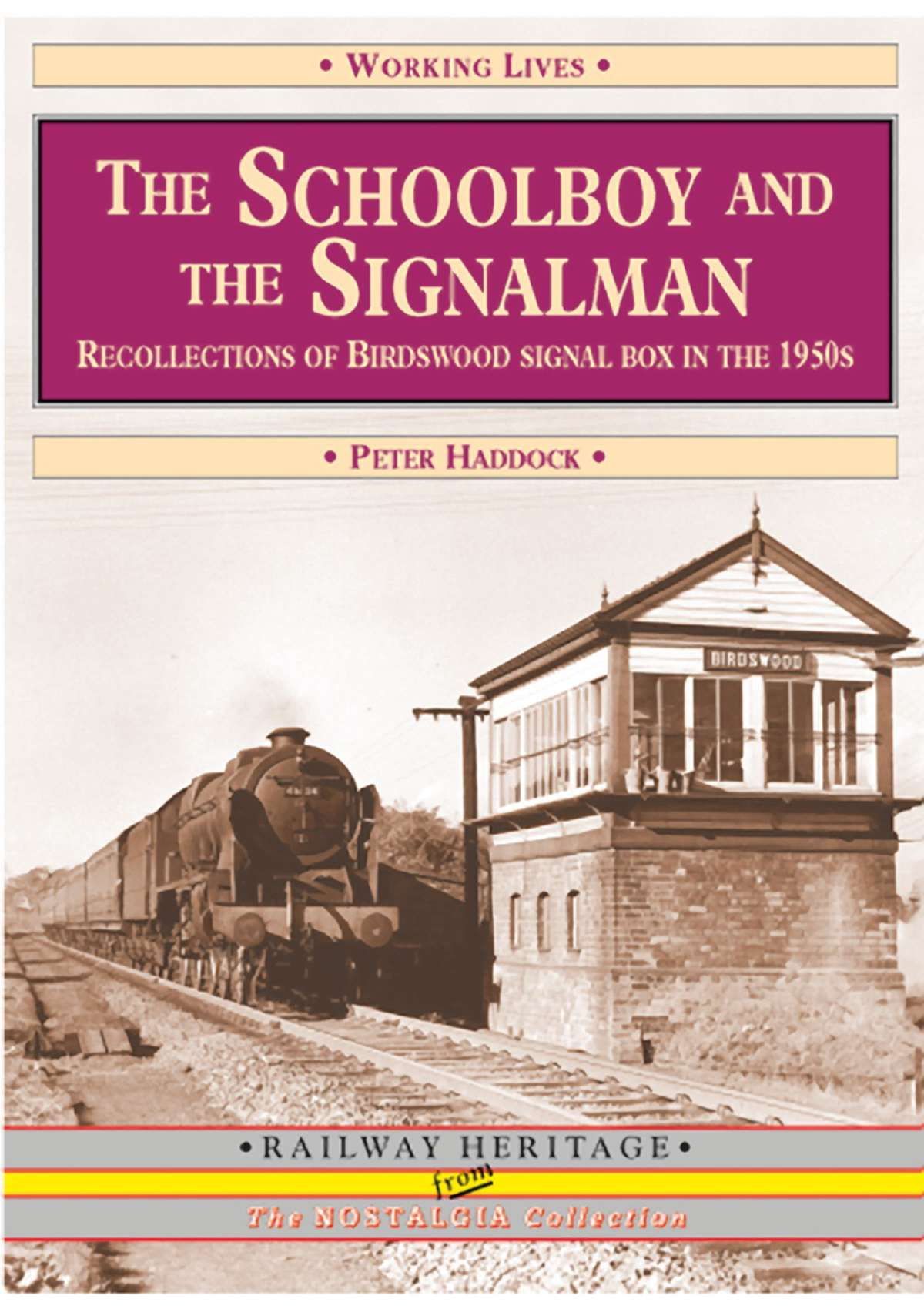 3139 - The Schoolboy & the Signalman