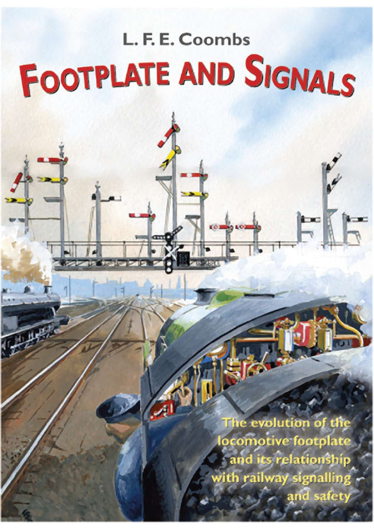 3191 - Footplate & Signals
