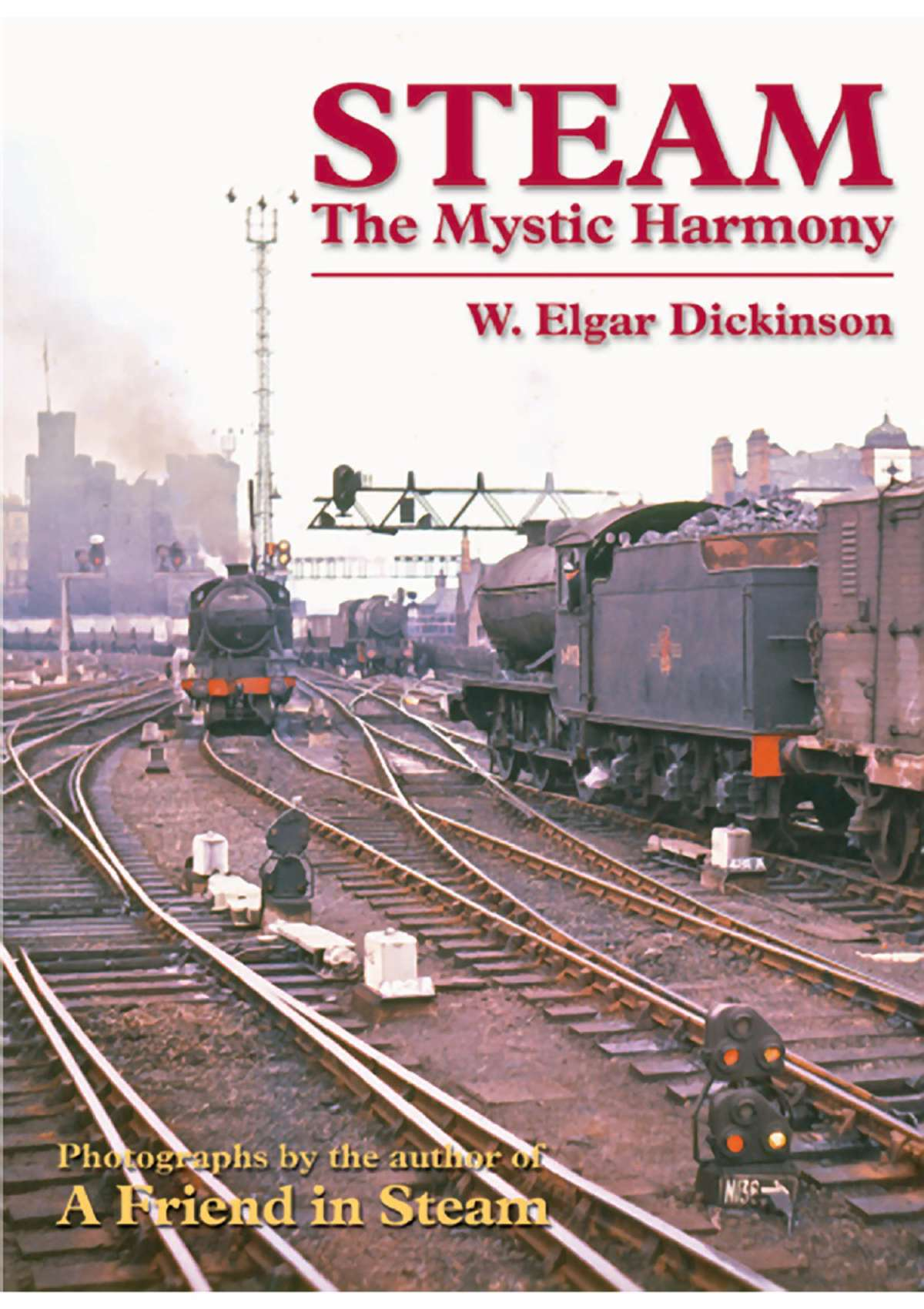 3283 - Steam: The Mystic Harmony