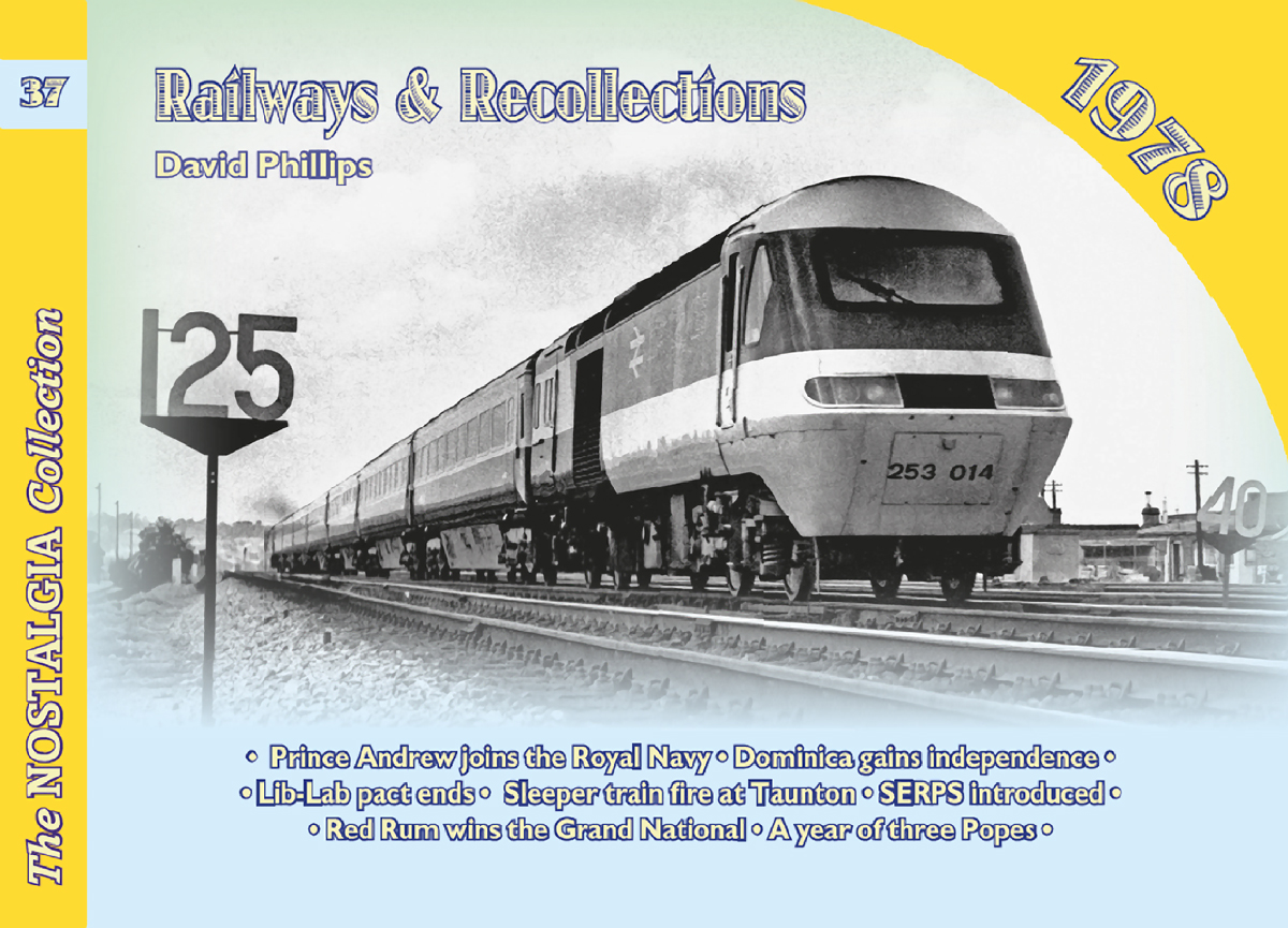 4044 - Vol 37: Railways & Recollections 1978