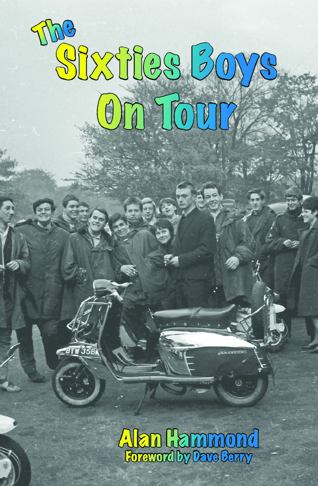 4198 - Sixties Boys On Tour