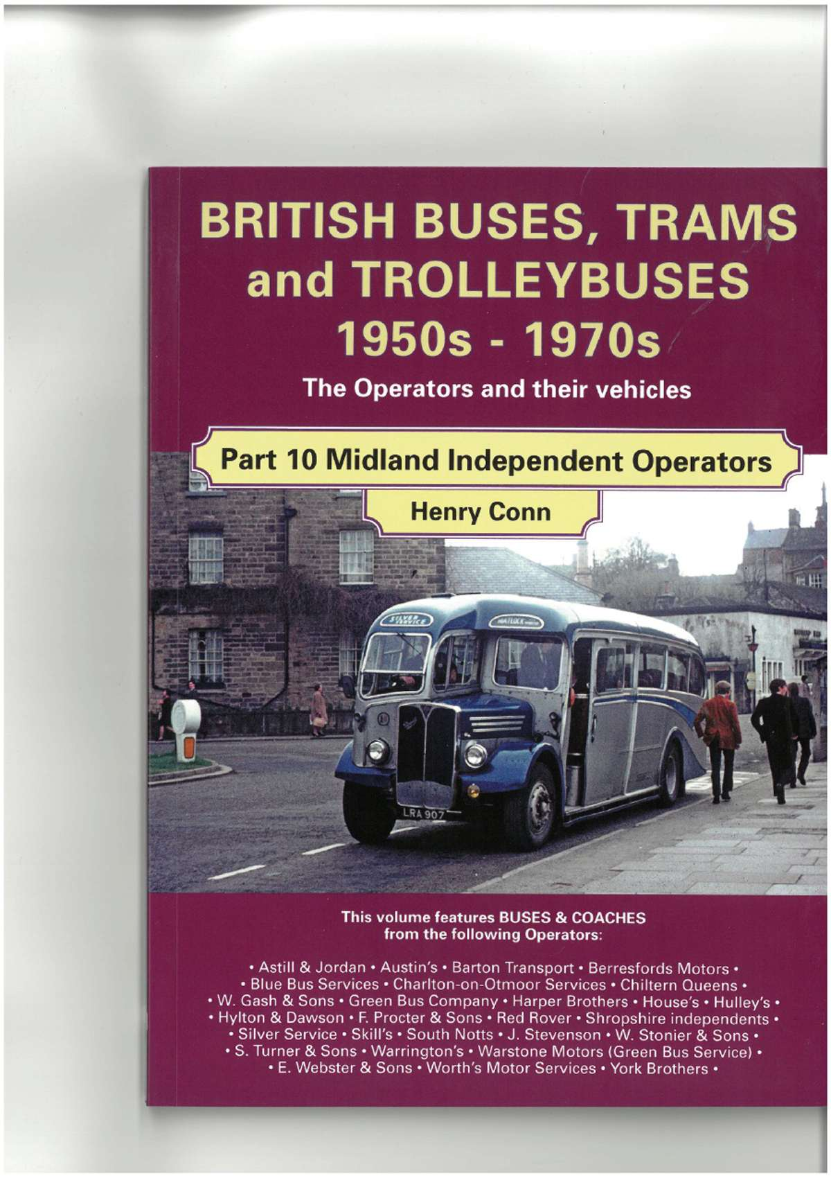 4259 - Buses & Trolleybuses Part 10: Midland Independents