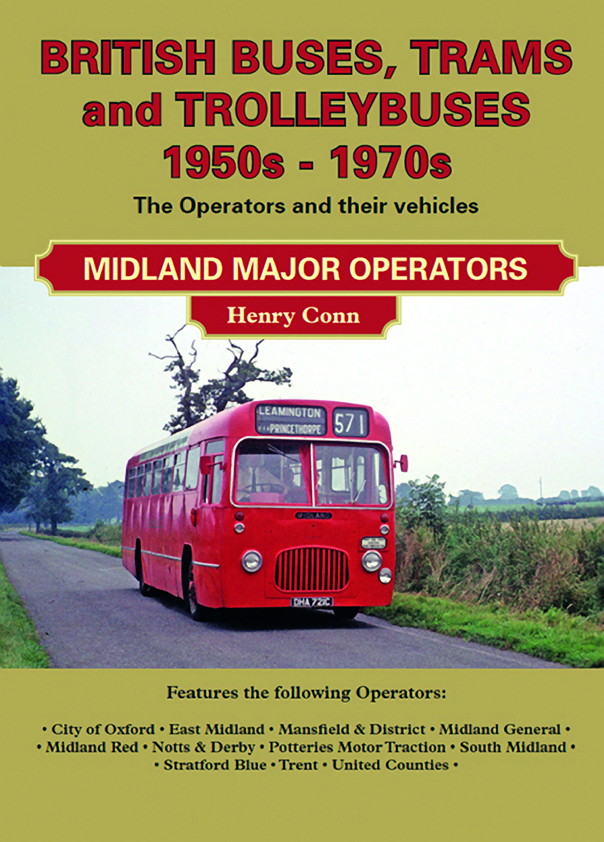 4266 - Buses & Trolleybuses Part 11: Midland Major Operators