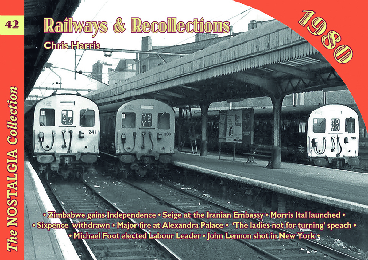 4280 - Vol 42: Railways & Recollections 1980
