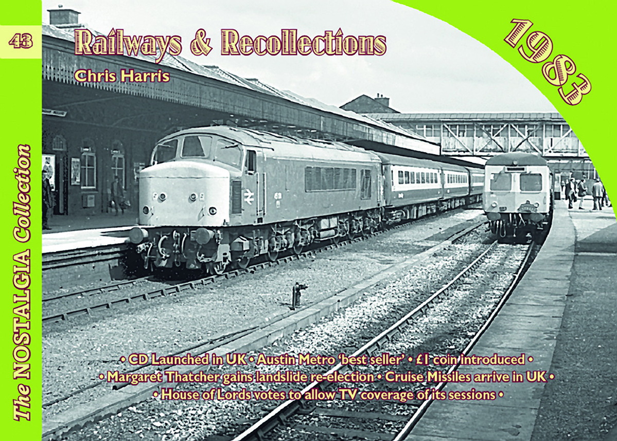4303 - Vol 43: Railways & Recollections 1983
