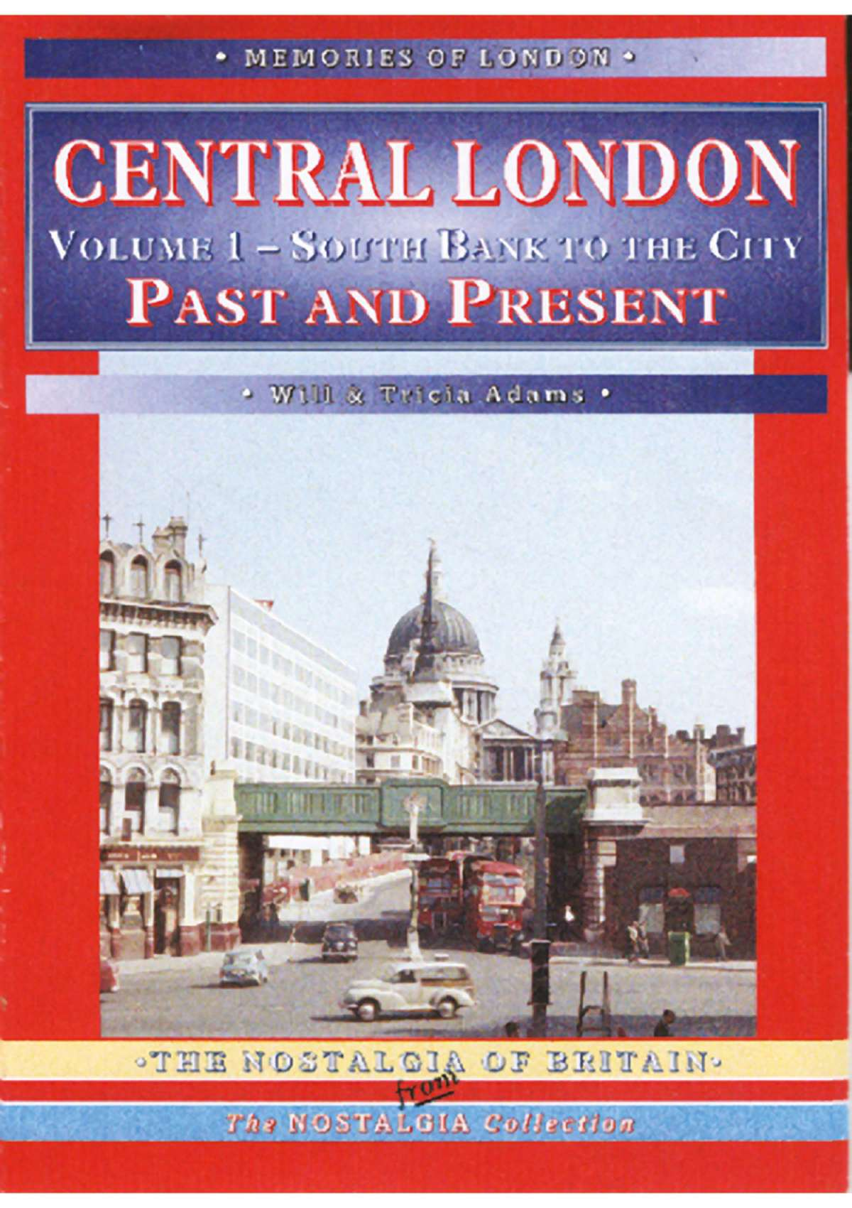 1522 - Central London: South Bank To The City