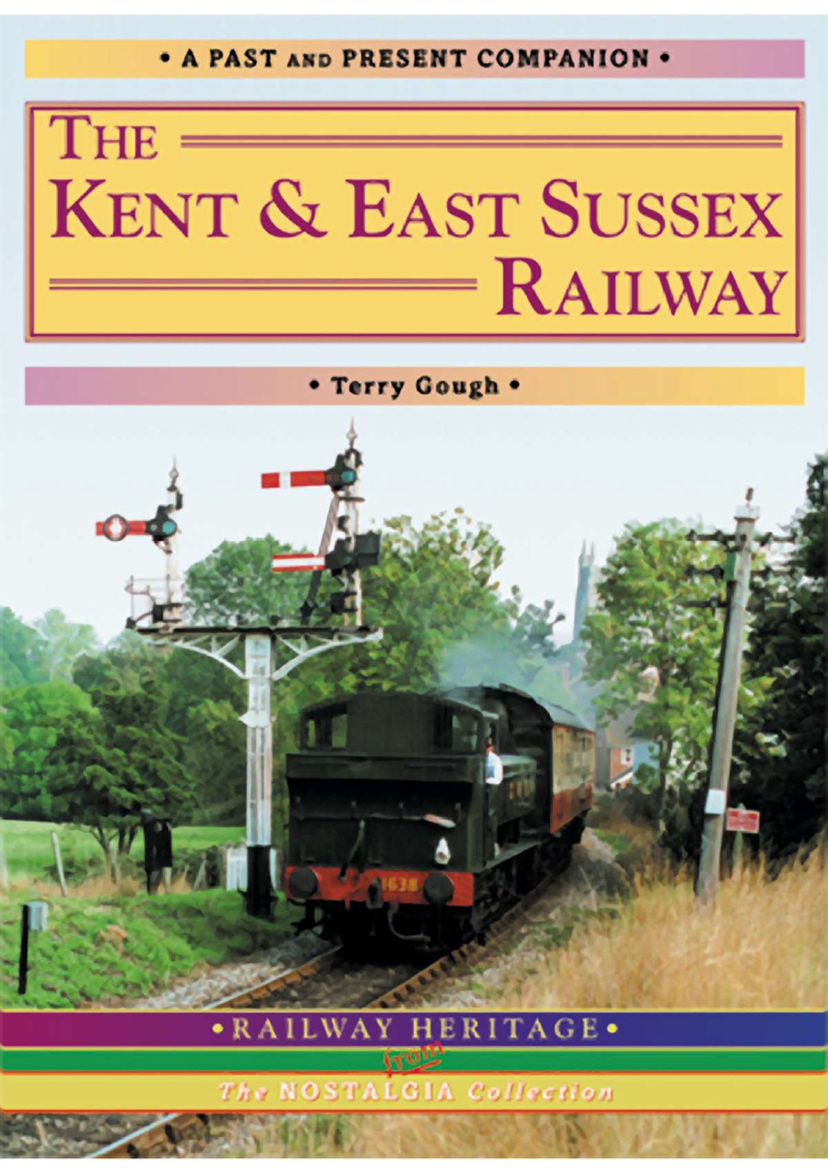 1492 - The Kent & East Sussex Railway