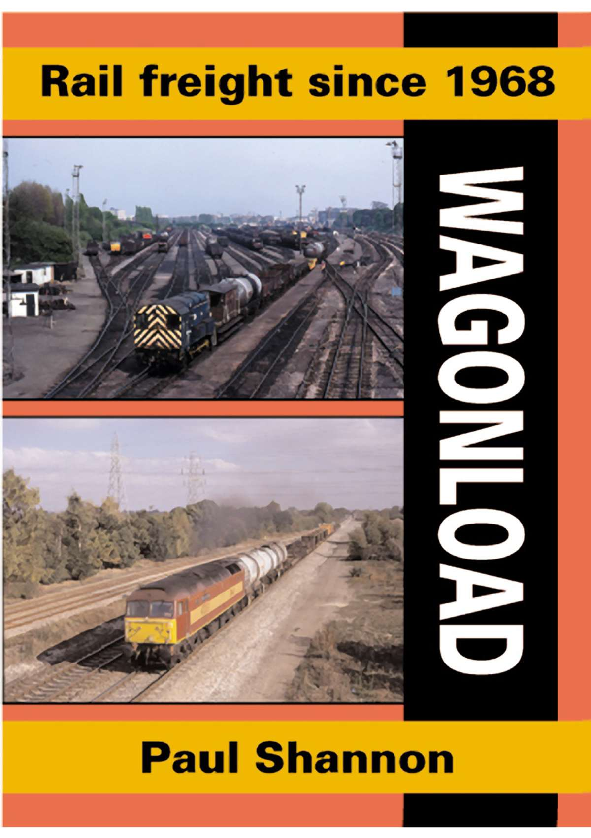 2644 - Rail Freight Since 1968 Wagonload