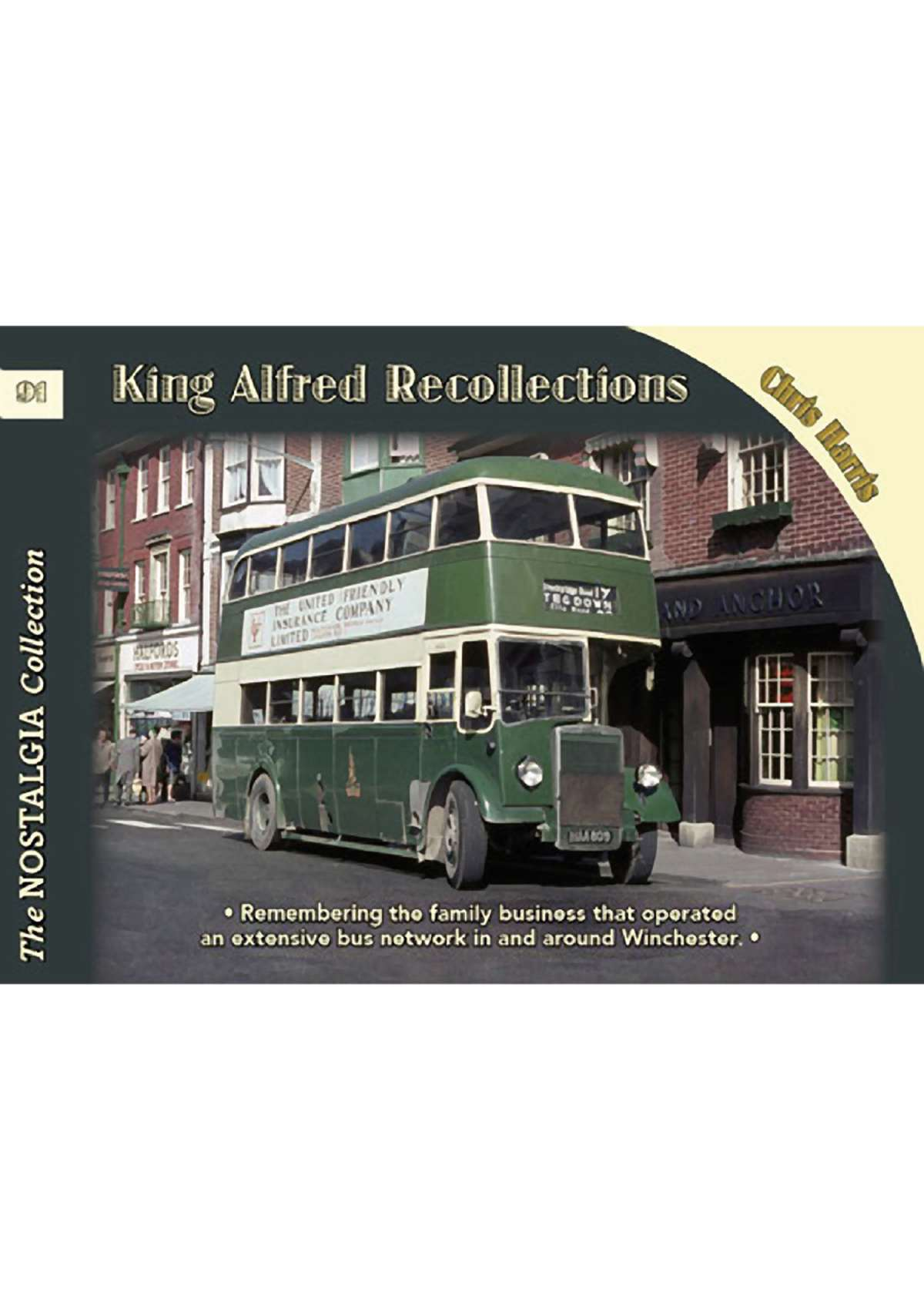 5270 King Alfred Buses, Coaches, Recollections
