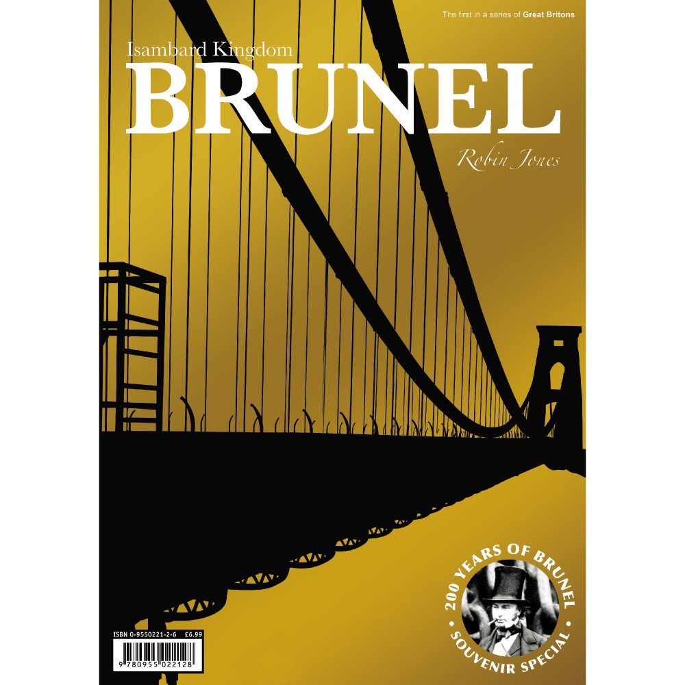 Brunel by Robin Jones Bookazine
