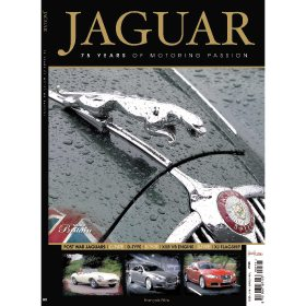 Jaguar: 75 Years of Motoring Passion by Francois Prins (Bookazine)