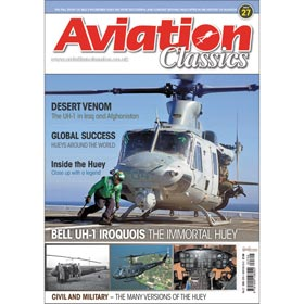 Bookazine - Aviation Classics Issue 27 - Bell UH1