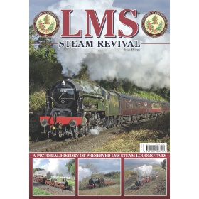 Bookazine - LMS - London, Midland & Scottish - Steam Revival