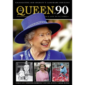 Bookazine - The Queen at 90 - A life in pictures