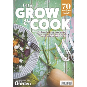 Bookazine - Let's Grow and Cook - Book