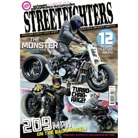 Bookazine - Streetfighters