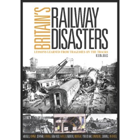 Bookazine - Britain's Railway Disasters