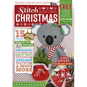 Bookazine - Stitch Your Own Christmas