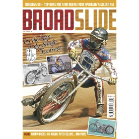 Bookazine - Broadslide