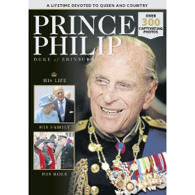 Bookazine - Prince Philip - Duke of Edinburgh
