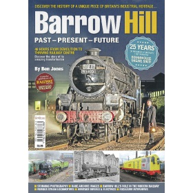 Bookazine - Barrow Hill Roundhouse: Past, Present & Future