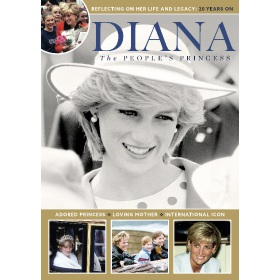 Diana - The People's Princess - Bookazine