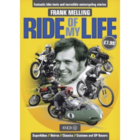 Bookazine - Ride of My Life - Frank Melling