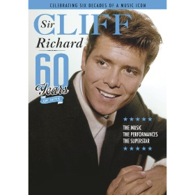 Bookazine - Sir Cliff Richard - 60 Years of a British Icon (FREE CD)