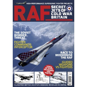 Bookazine - RAF: Secret Jets of Cold War Britain