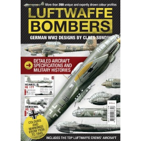 Bookazine - Luftwaffe Bombers