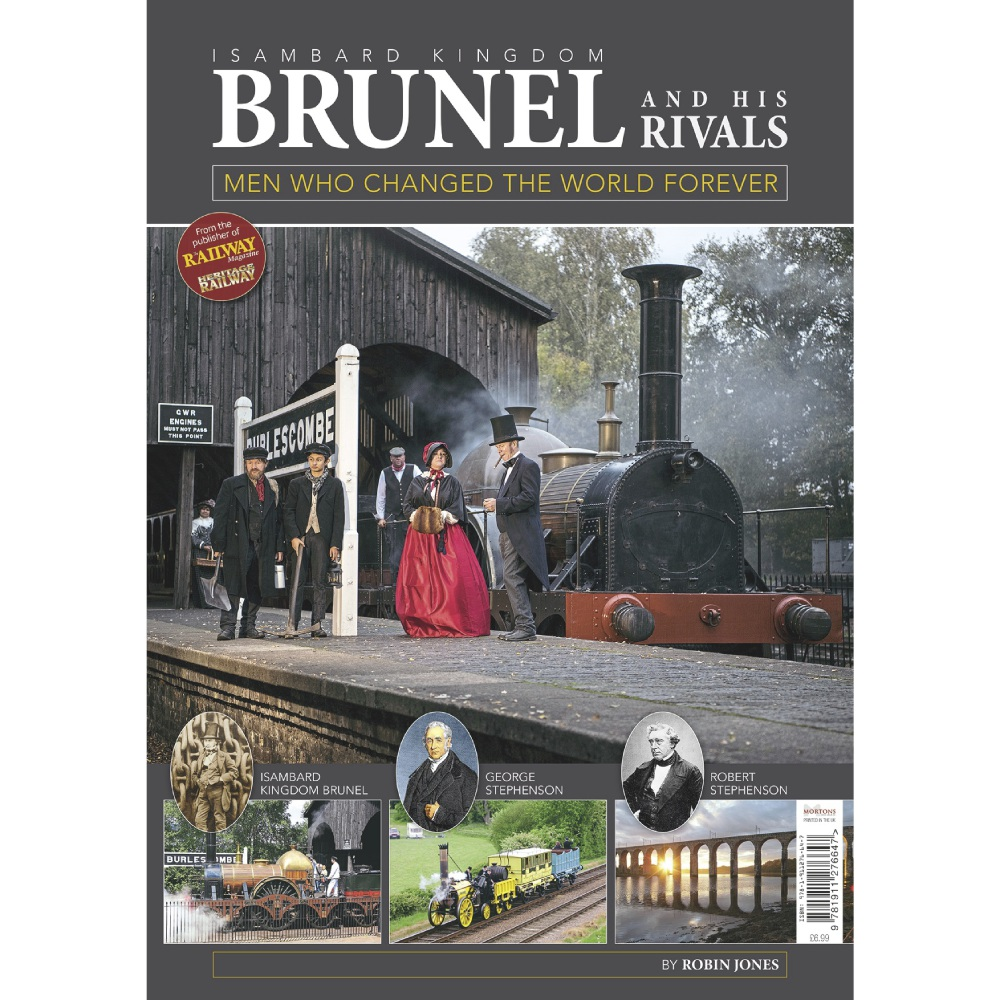 Bookazine - Brunel and his Rivals
