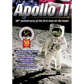 Apollo 11 - 50th Anniversary of the First Moon Landing