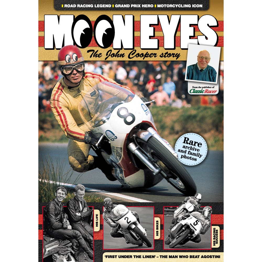 Bookazine - Moon Eyes - The John Cooper Story