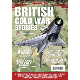 Bookazine - Aviation Classics: British Cold War Stories