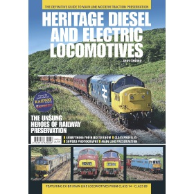 Heritage Diesel and Electric Locomotives