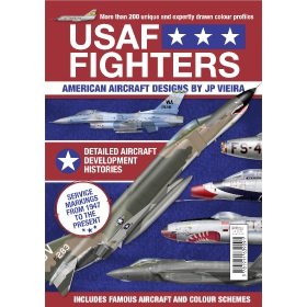 Bookazine - USAF Fighters