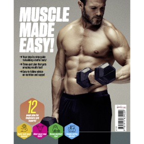 Bookazine - Muscles Made Easy
