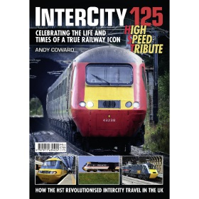 Bookazine - Intercity 125 - High Speed Tribute