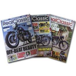 RC Back Issue Bundle - Morini Rebuild -101-102-103