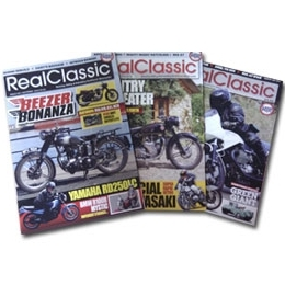 RC Back Issue Bundle - BSA Twins - Iss- 99-100-102